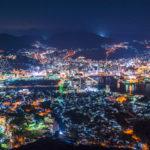 世界三大夜景を臨むホテルで大切な日を。長崎の夜を楽しむ旅に出よう