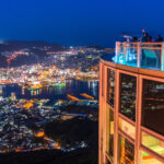 長崎で一番見たい稲佐山の夜景、観光スポットと周辺ホテル選びのコツ